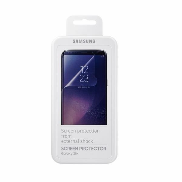 Samsung Screen Protector 2x Protective Film for Samsung Galaxy S8 Plus G955 transparent  (ET-FG955CTEGWW)
