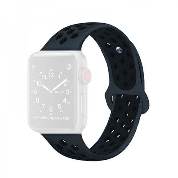 Bikson  Λουράκι Σιλικόνης Μπλε (Apple Watch 38mm)