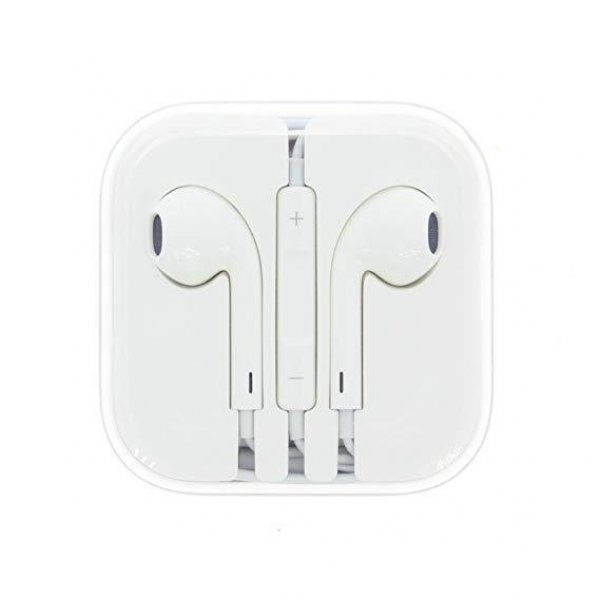 OEM Mega Bass Earphones 3.5 mm audio jack- WHITE