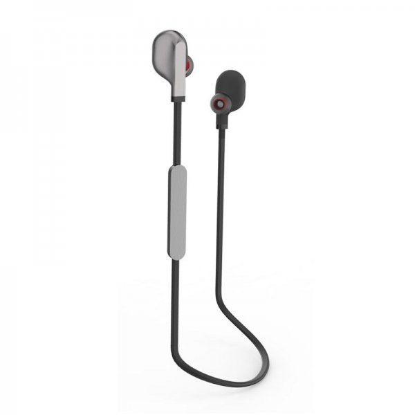 REMAX RB-S18 Bluetooth Wireless in-ear Μαγνητικά Ακουστικά Μαύρο