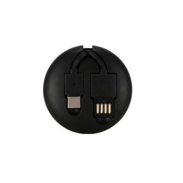 Remax Καλώδιο Φόρτισης Cutebaby RC-099a για Type C (Μαύρο)