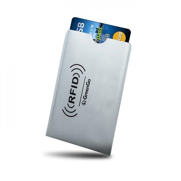 Credit card blocking sleeve