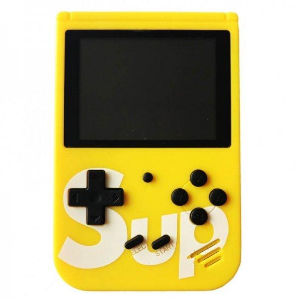 Φορητή ρετρό παιχνιδομηχανή 8-Bit 400 σε 1 Red