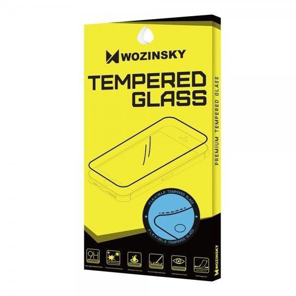 Wozinsky Tempered Glass 9H Screen Protector για Huawei P30 Lite Pack Black