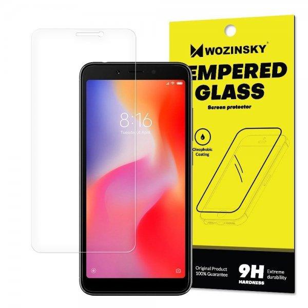 Wozinsky Tempered Glass 9H Screen Protector για Xiaomi Redmi 6 / 6A