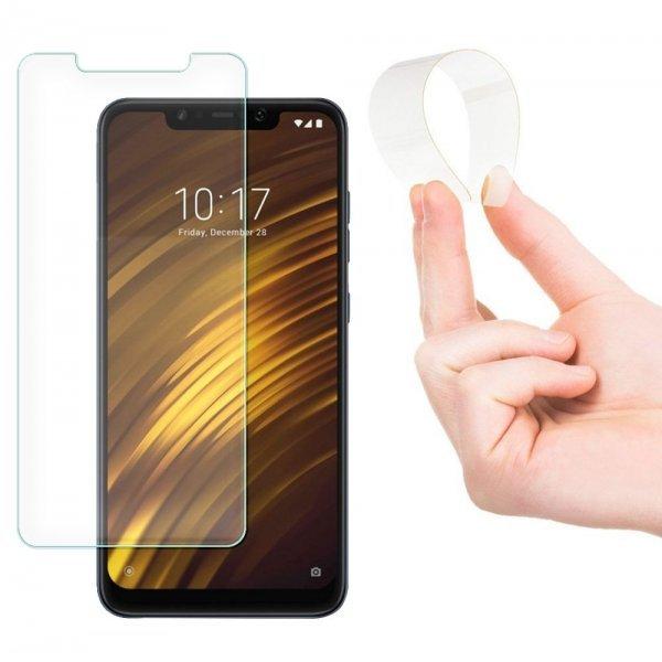 Wozinsky Nano Flexi Glass Υβριδικό γυαλί Προστασίας Οθόνης για Xiaomi Pocophone F1