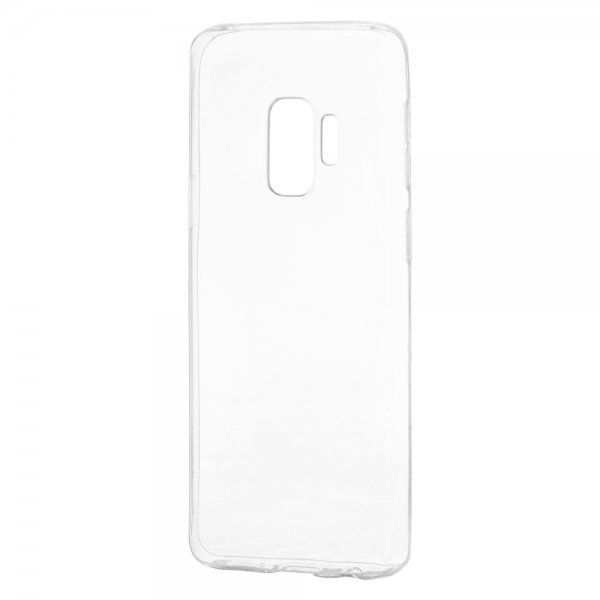 OEM Ultra Slim Case Gel TPU Cover 0,3 mm for Samsung Galaxy S9 G960 transparent