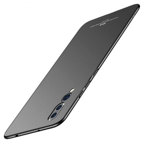 MSVII Simple Ultra-Thin Cover PC Case for Huawei P20 Pro Black