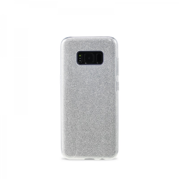 REMAX Glitter Case για Samsung galaxy S8 G950  SILVER