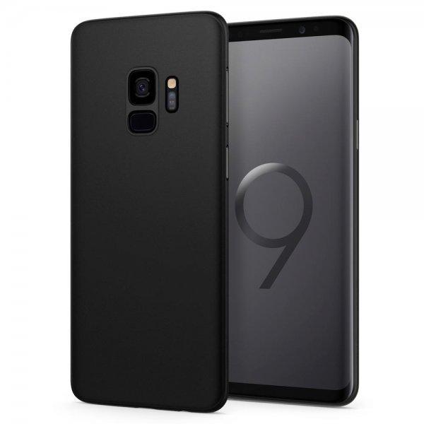 Spigen AirSkin ultra thin case cover Samsung Galaxy S9 G960 black