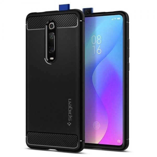 Spigen Rugged Armor Xiaomi Mi 9T - Black (S53CS26403)