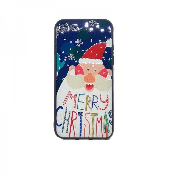 Χριστουγεννιάτικη Θήκη για Iphone 7 / 8 Santas Smile Face