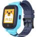 Smartwatch A60 4G Mε βίντεοκλήση Για Παιδιά, SOS Επείγουσα Κλήση, Συμβατό με iOS και Android - Γαλάζιο