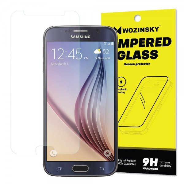Wozinsky Tempered Glass 9H Screen Protector for Samsung Galaxy S6
