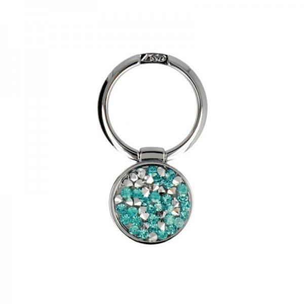 ΟΕΜ Ring Circle Stand Finger Holde Diamond , Blue