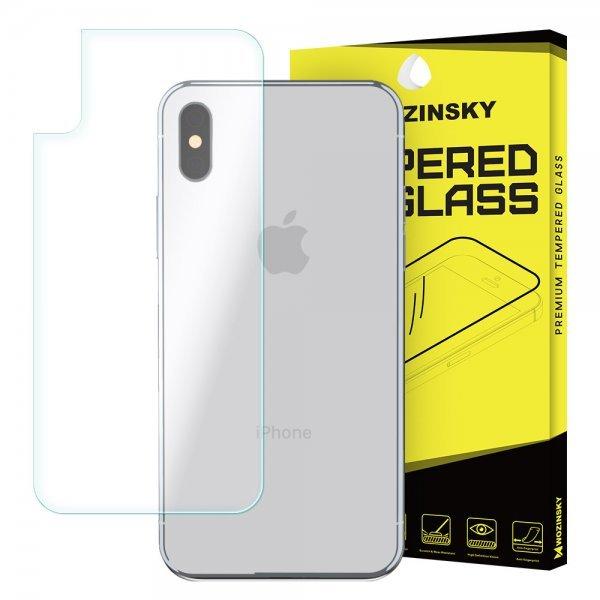 Wozinsky Tempered Glass 9H Προστασία Πλάτης για το  iPhone X