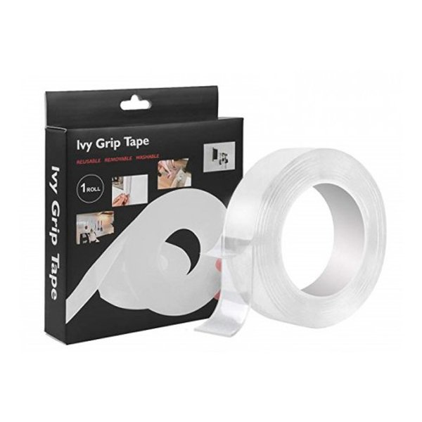 Ivy Grip Tape διάφανη ταινία σιλικόνης διπλής όψης
